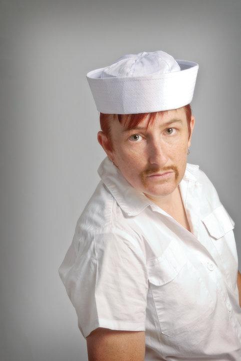 sailor man Photo: George Dutil