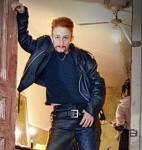 leather man